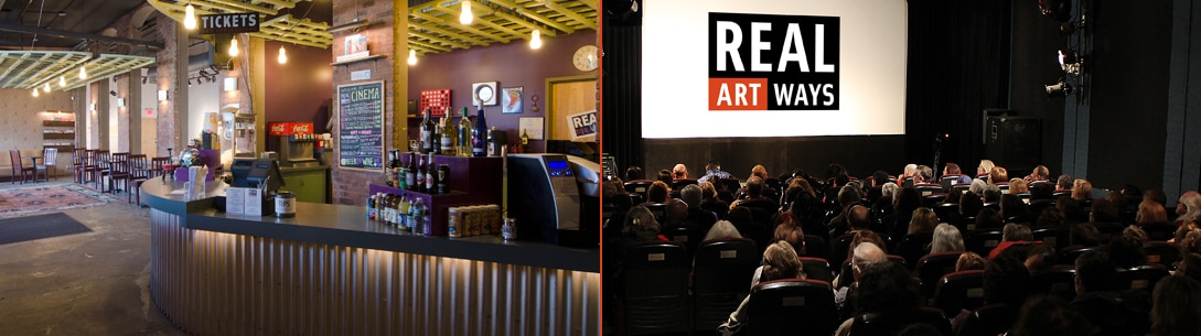 Real Art Ways - Venue Rental