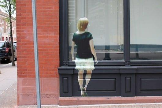 Street Ghost - Haynes St.