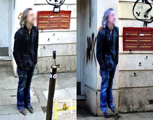 Paolo Cirio: Street Ghosts