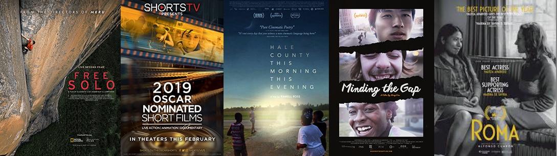 Real Art Ways - 2019 Academy Award Nominees