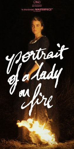 Movie poster from Portrait Of A Lady On Fire