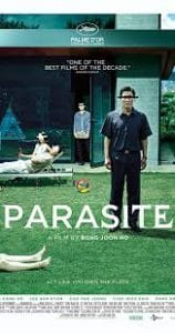 Actor Song Kang-ho from the Academy Award Winning movie Parasite
