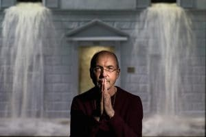 Portrait of Bill Viola