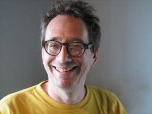 Portrait of John Zorn