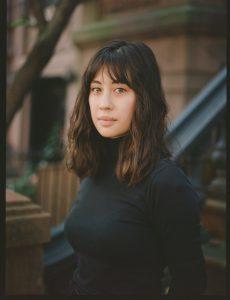 Portrait of Catherine Damman